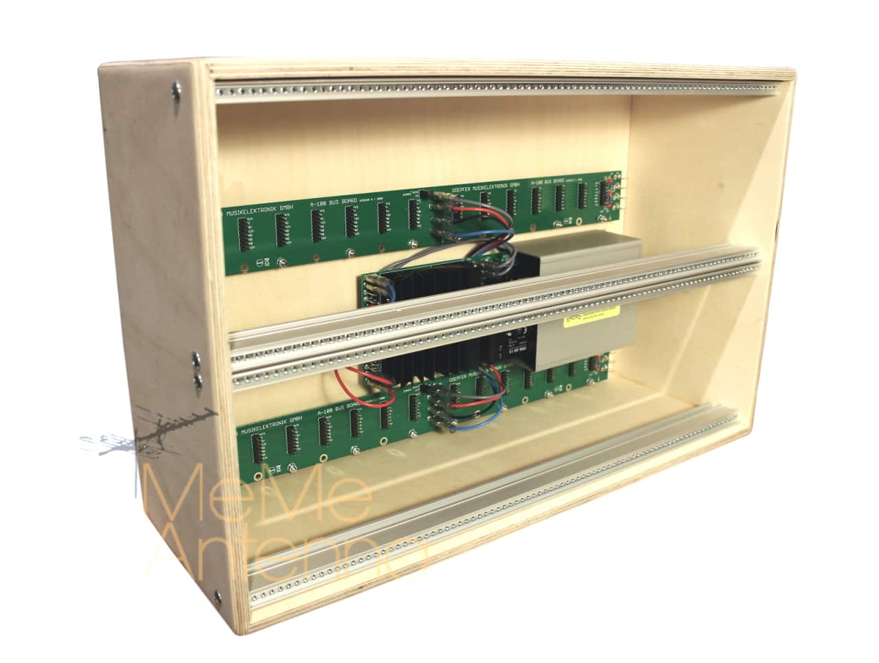 Doepfer a 100lc6 low cost case 6u psu3 eurorack case for Case low cost amsterdam