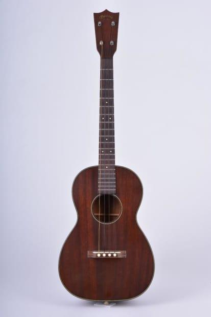 martin style 51 baritone ukulele 1966 dark mahogany deep reverb. Black Bedroom Furniture Sets. Home Design Ideas