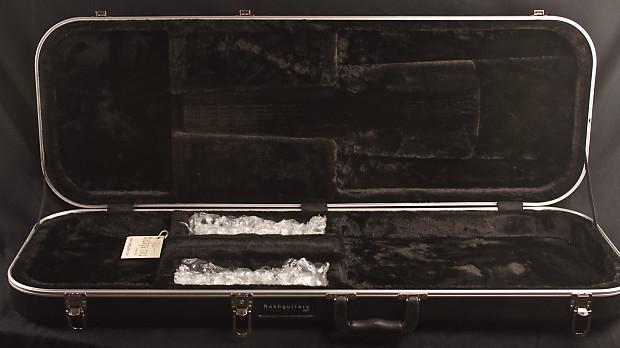 nash t electric guitar hard shell case used reverb. Black Bedroom Furniture Sets. Home Design Ideas