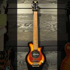 Pignose - Mini Electric Guitar with Built-In Amp SUNBURST image