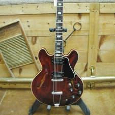 Vintage 1967 Gibson ES-335, All Original w. OHSC, VGC image