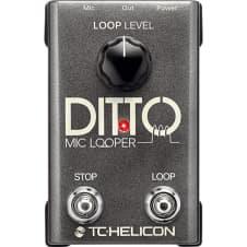 Tc Electronic Ditto Mic Looper image