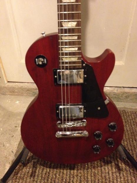 Gibson Les Paul Studio 2007 Worn Cherry Reverb