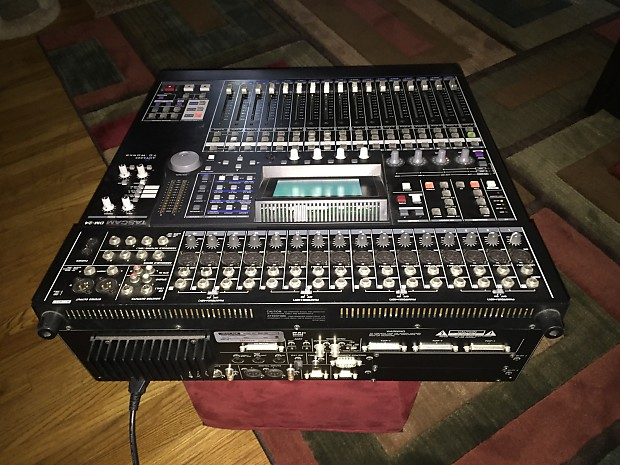 tascam dm24 digital mixing console reverb. Black Bedroom Furniture Sets. Home Design Ideas
