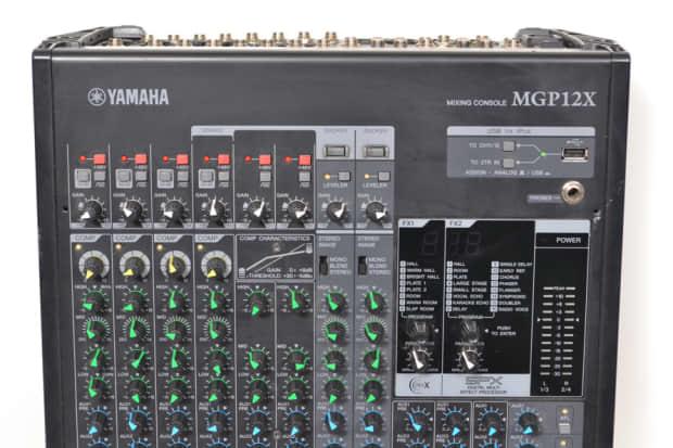Yamaha MGP12X