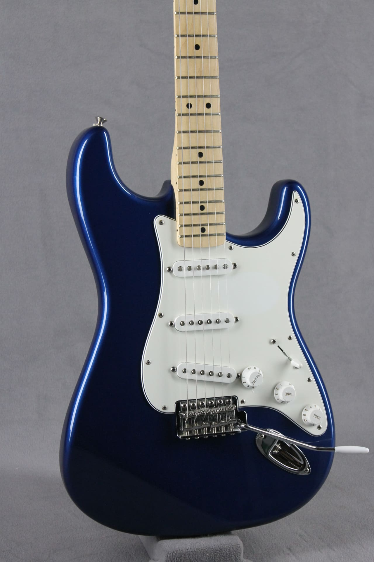 used fender stratocaster blue made in mexico reverb. Black Bedroom Furniture Sets. Home Design Ideas