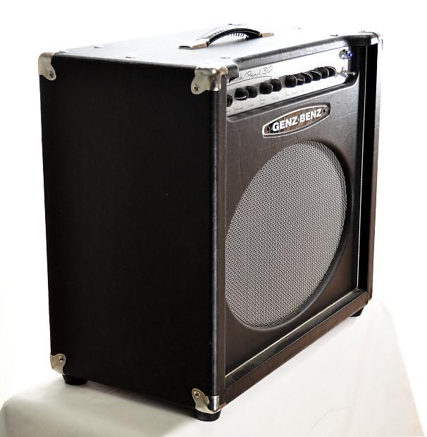 Genz Benz Black Pearl 30 1x12 30w Electric Guitar Combo