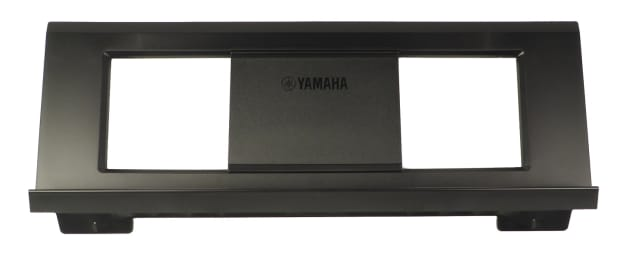 yamaha zf451801 black music rest for dgx650 reverb