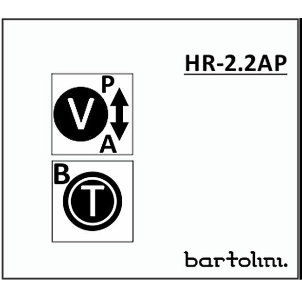bartolini hr2 2ap 2