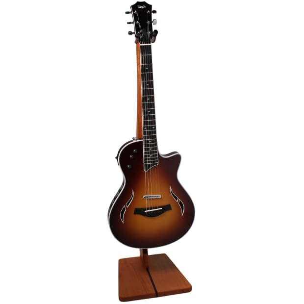 Handcrafted Wooden Guitar Stands ~ So there handcrafted solid mahogany wooden guitar stand