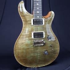 Paul Reed Smith PRS Custom 24 10 Top Rosewood / Ebony, Mash Green image