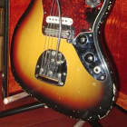 1968 Fender Jaguar Electric Guitar Sunburst w/ Original Case image