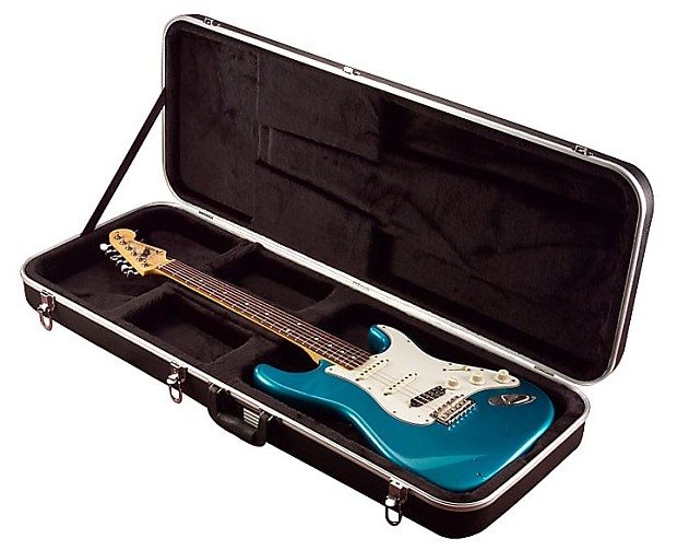 Gator Gc Elec Xl Abs Molded Plastic Electric Guitar Case