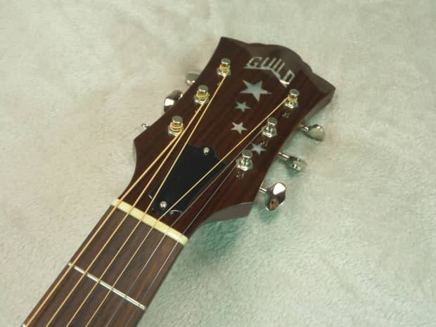 guild custom shop f 30r custom star acoustic guitar ren reverb. Black Bedroom Furniture Sets. Home Design Ideas