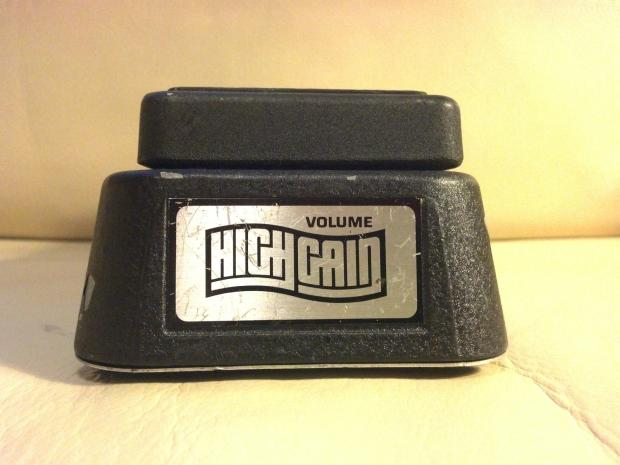 Jim Dunlop Gcb 80 High Gain Volume Pedal Free Shipping