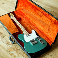 Fender Telecaster 1977 Custom Color Nitro Cellulose Maple and Ash image