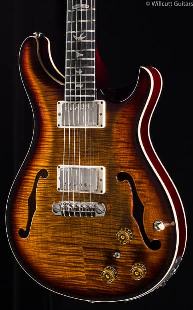 343 Best Sizzlin Summertime Fun For Kids Images On: PRS Hollowbody II Black Gold Burst 10 Top (343)