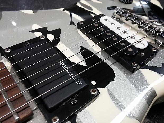 dimebag darrell guitar camo - photo #33