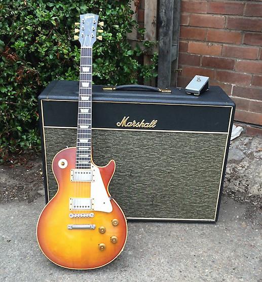 1967 Marshall Bluesbreaker Eric Clapton Beano Reverb