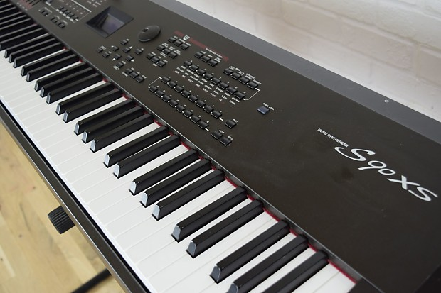Yamaha s90 xs 88 key keyboard synth weighted keys near for Yamaha keyboard 88 keys weighted