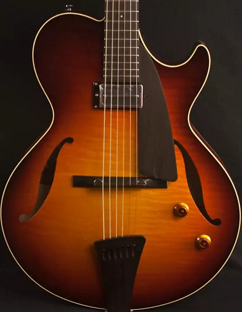 Collings Eastside Lc Archtop Guitar Reverb