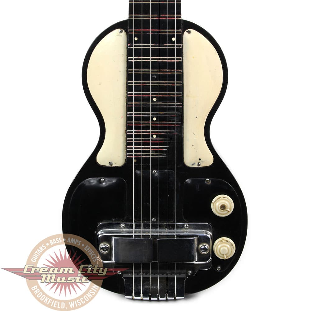 vintage rickenbacker electro tuxedo lap steel electric guitar reverb. Black Bedroom Furniture Sets. Home Design Ideas