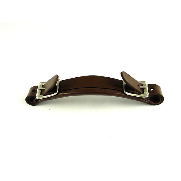 Allparts Replacement Handle For Gibson Style Case Brown