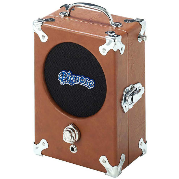 new pignose 7 100 legendary portable battery powered guitar amplifier amp with free shipping. Black Bedroom Furniture Sets. Home Design Ideas