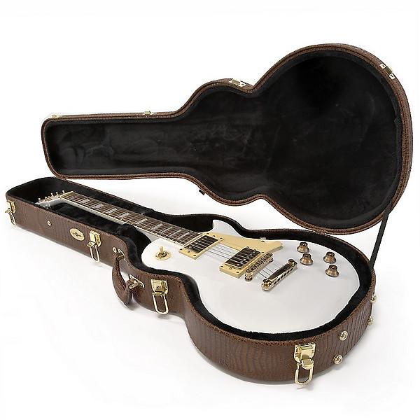 mec tweed guitar case les paul brown case fits fender style reverb. Black Bedroom Furniture Sets. Home Design Ideas