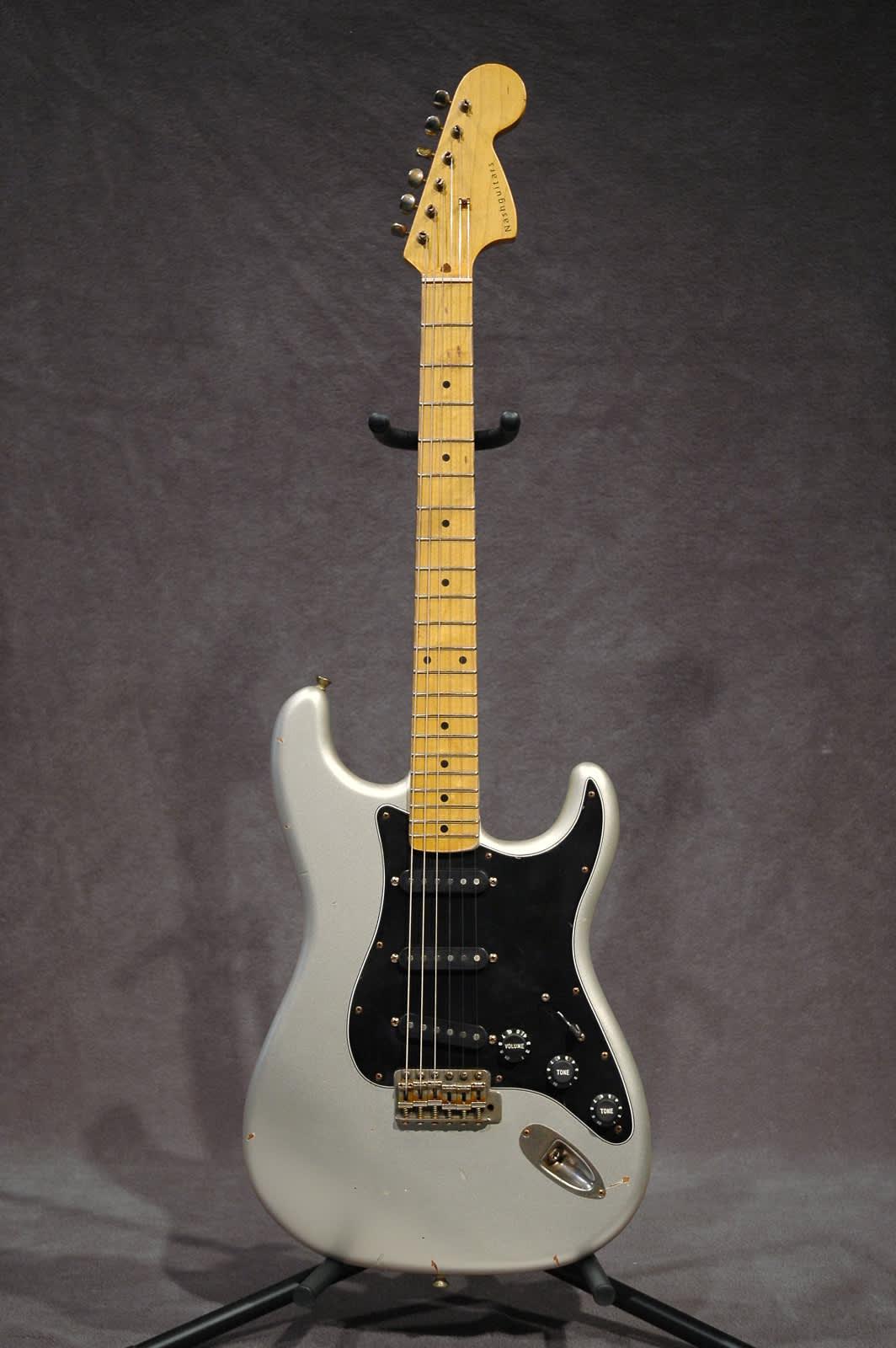 Nash Guitars S 67 Cbs Hs Inca Silver Reverb