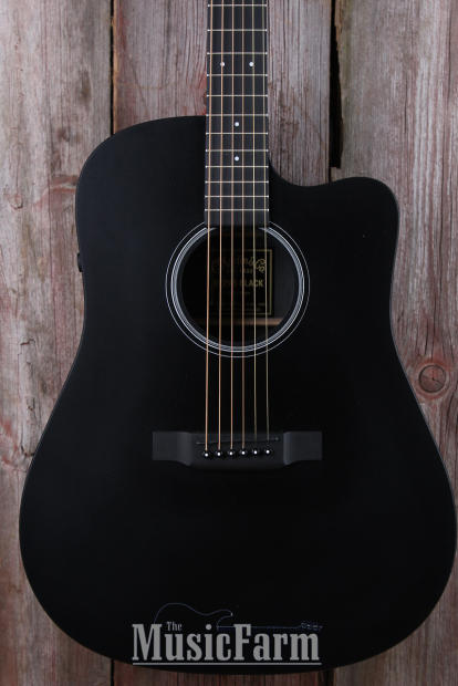 martin dcpa5 black performing artist series dreadnought acoustic electric guitar reverb. Black Bedroom Furniture Sets. Home Design Ideas