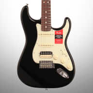 <p>Fender American Pro Stratocaster HSS ShawBucker Electric Guitar, Rosewood Fingerboard, Black</p>  for sale