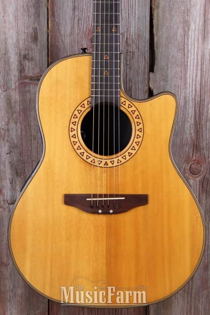 Celebrity by ovation electric acoustic guitar