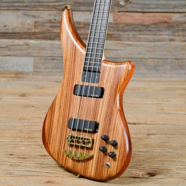 alembic epic 4 string bass natural used s586 reverb. Black Bedroom Furniture Sets. Home Design Ideas
