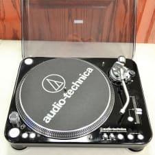 Audio Technica AT-LP1240-USB Direct Drive DJ Turntable image