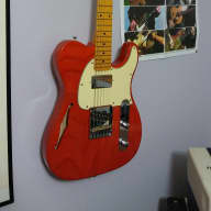 G&L ASAT Classic Bluesboy Tribute Semi-Hollow