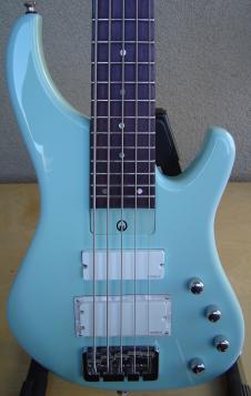 G. Gould GGI5 5-String Bass Graphite Neck image