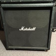Marshall VS412 4x12 Straight Guitar Cabinet 2000 Black image