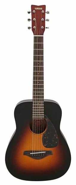 Yamaha yamaha jr2 3 4 size acoustic tobacco sunburst reverb for Yamaha jr2 3 4