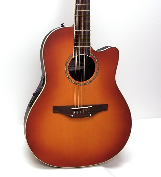 Ovation 12 String: Electro-Acoustic | eBay
