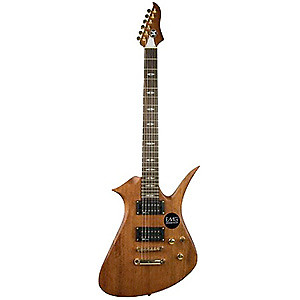 axl wavepoint mahogany with gold hardware 6 string electric reverb. Black Bedroom Furniture Sets. Home Design Ideas
