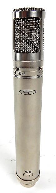 Micrófonos de tubo de ranura