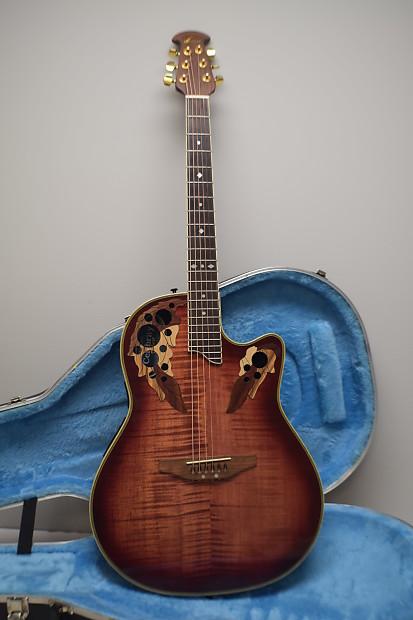 Used Ovation Guitars   Guitar Center