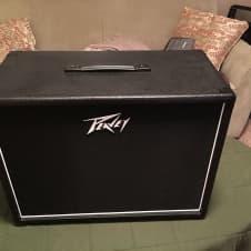 "Peavey 112-6 1x12"" 25-Watt Extension Guitar Cab w/ Celestion Greenback Speaker image"