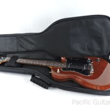 Godin Empire Mahogany P90 HG RN With Gig Bag - 2016 With New Headstock & Tuners! image