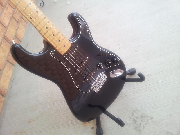 Squier Sq Stratocaster Japan Post Jv Fender Strat Reverb