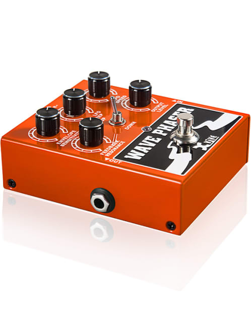 xvive wave phaser guitar effect pedal by fzone ships for reverb. Black Bedroom Furniture Sets. Home Design Ideas