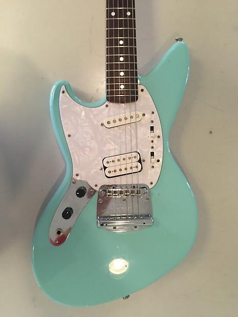 Fender Jagstang Left Handed