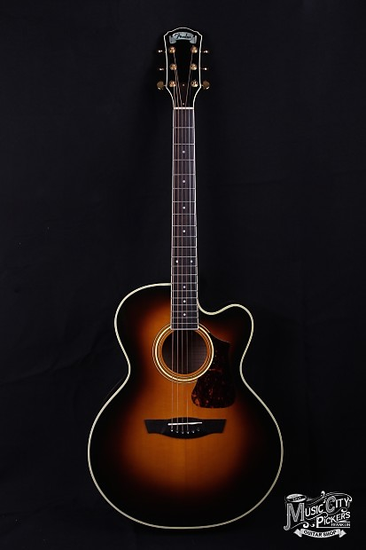 Maple Hill Auto >> 1994-96 Fender Spring Hill Series SB-65 FCB Custom Acoustic | Reverb