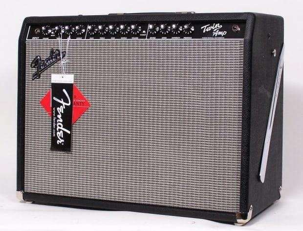 fender twin amp pro tube series electric guitar amp new reverb. Black Bedroom Furniture Sets. Home Design Ideas